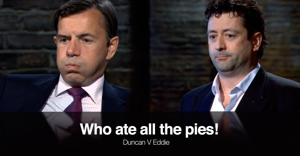 who ate the pie