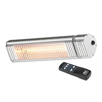 Shadow XT Ultra Low Glare Infrared Heater front