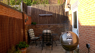 Barbeque Patio heater