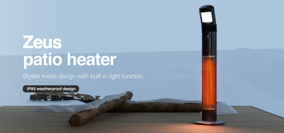 Zeus Patio Heater
