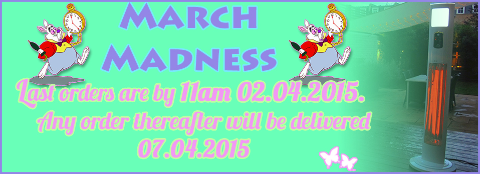 March Madness Promotion 2015