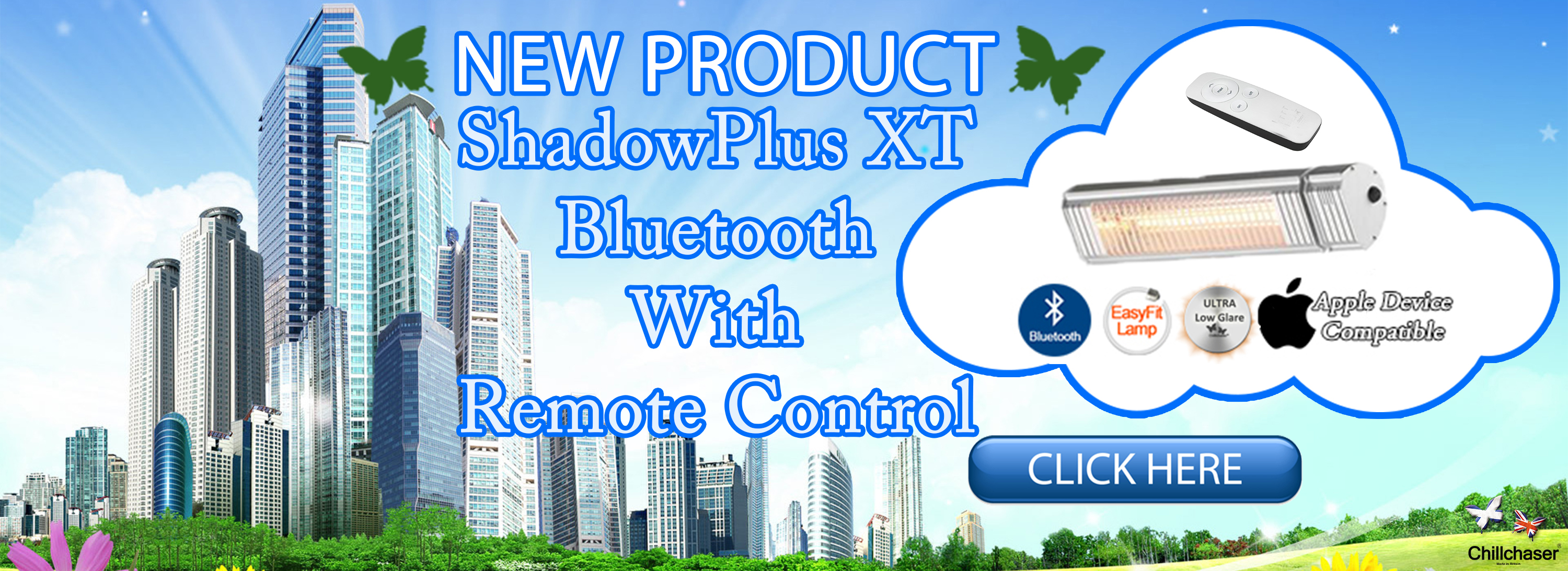 Shadow Bluetooth Banner