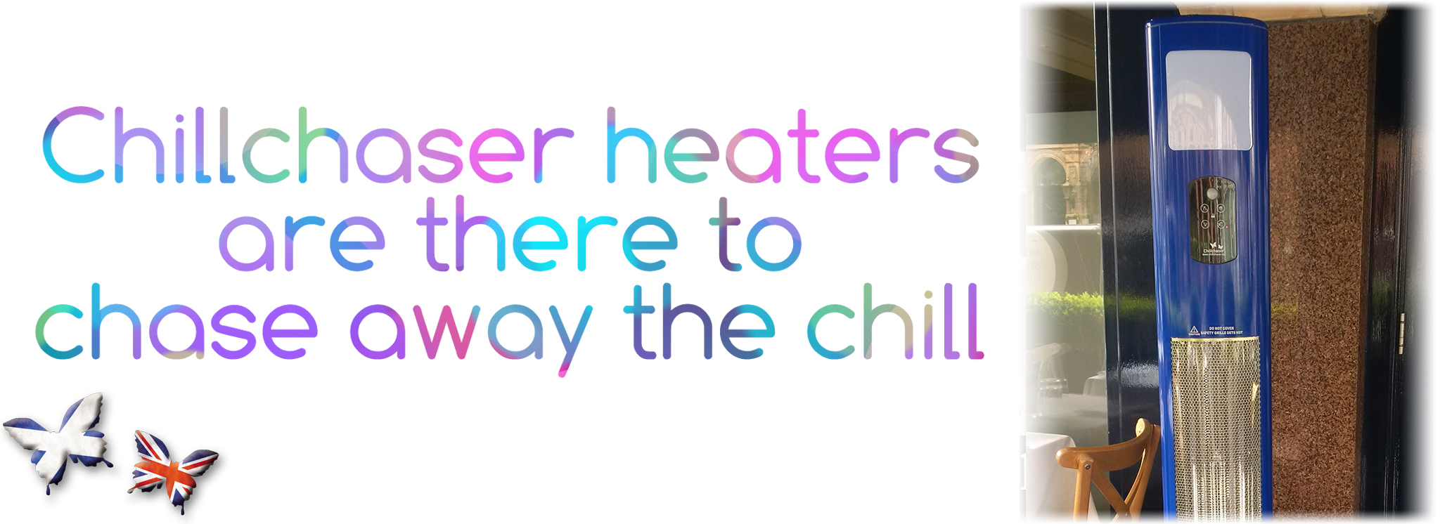 Infrared Heaters | Outdoor Patio Heaters | UK manufacturer