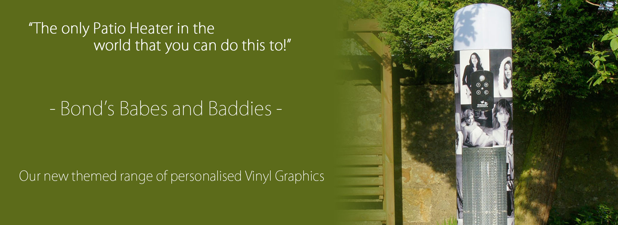 Personalised Vynil Graphics