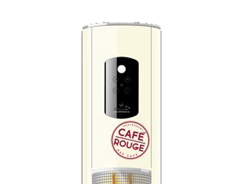 cafe rouge patio heater