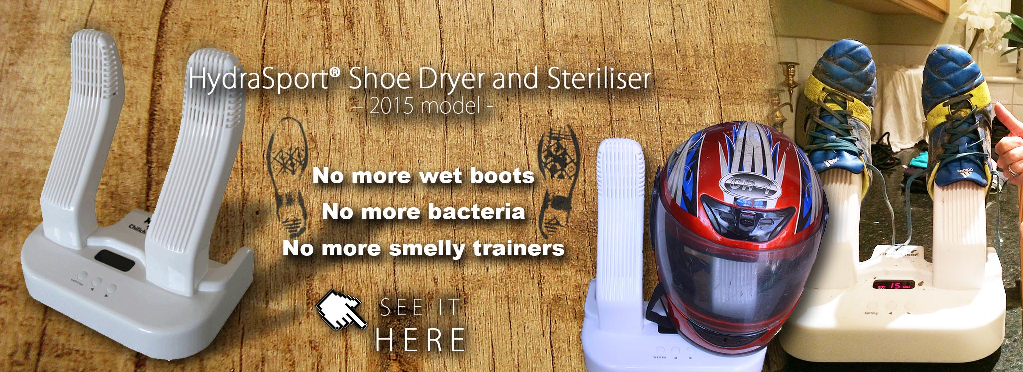 Hydra Sport Shoe Dryer
