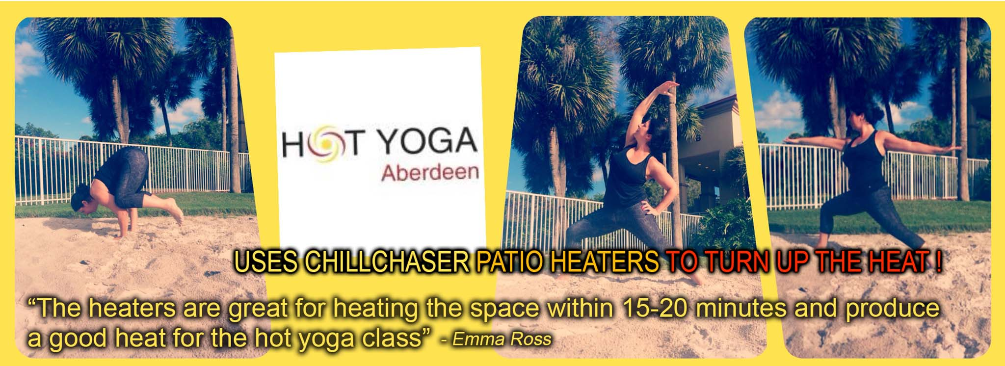 Hot Yoga Aberdeen