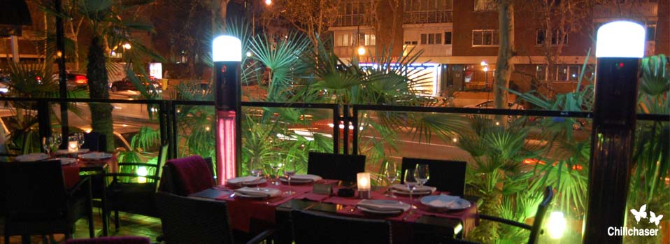 Patio Heaters in Madrid
